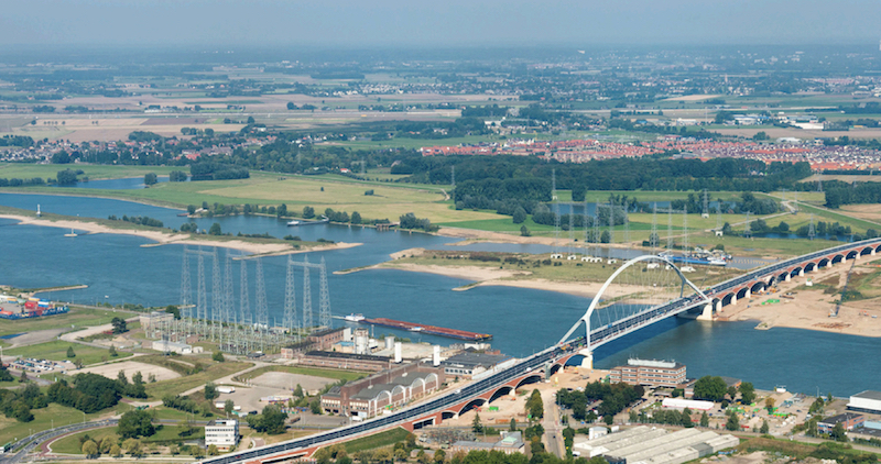 Nijmegen City Bridge - Post-construction Handover